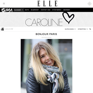 Caroline Elle.no - Oslo
