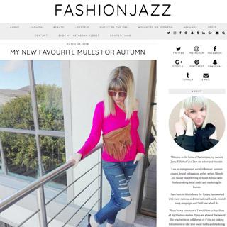 Fashion Jazz - Cape Town