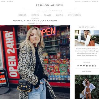 Fashion Me Now - London