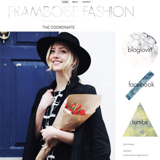 Framboise Fashion - London