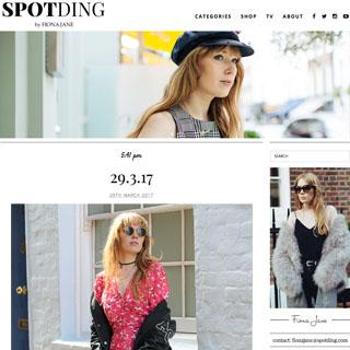 Spotding - London