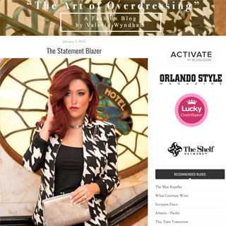 The Art of Overdressing - Milton Keynes