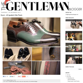 The Gentleman Blogger - London