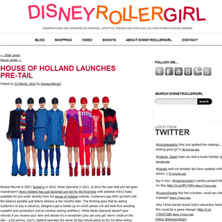 disneyrollergirl - London